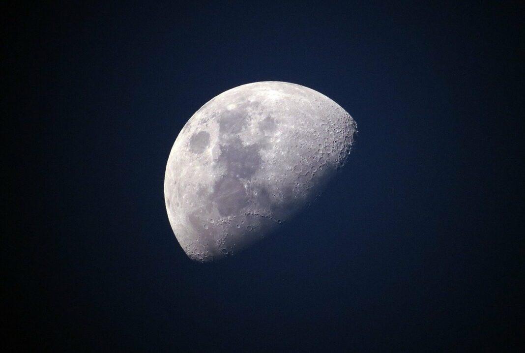 Le Dogecoin, première cryptomonnaie à aller sur la lune - moon-1527501_1280